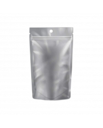 Loud Lock Mylar Bags - 1/4 - 1000ct - White/Clear