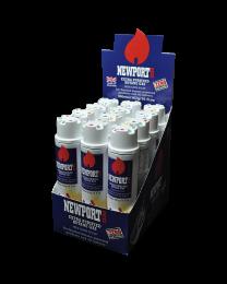 Newport Extra Purified Butane 300ml x12ct