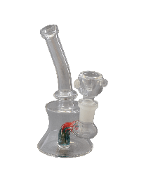 "5.5"" waterpipe w/ wig wag perc"