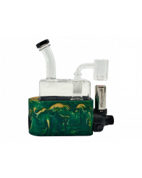 Stache Products Rig-In-One: Green