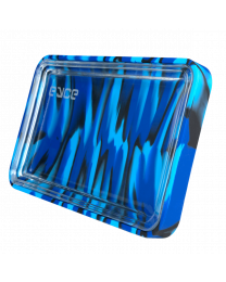 Display of 6 Eyce Rolling Trays (assorted colors)