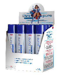 Ultra Pure 420ml North Sea Ultra Pure Butane-BOGO