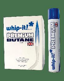Premium Butane 420ml-12ct packs